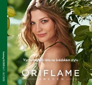 Aktuální katalog ORIFLAME