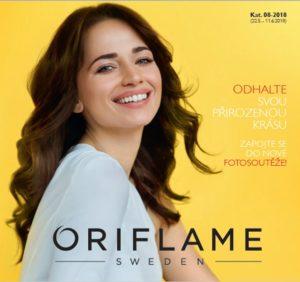 Aktuální Oriflame katalog 8/2018