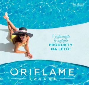 Aktuální Oriflame katalog 10/2018