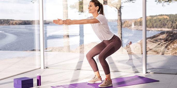 5 cvičení s vlastní vahou pro silné a zdravé kosti