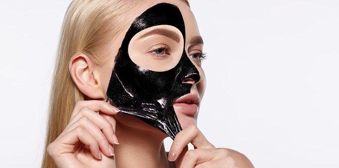 Uhlí: černé zlato kosmetologie
