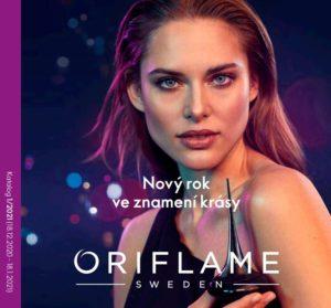 Aktuální ORIFLAME katalog - 1/2021