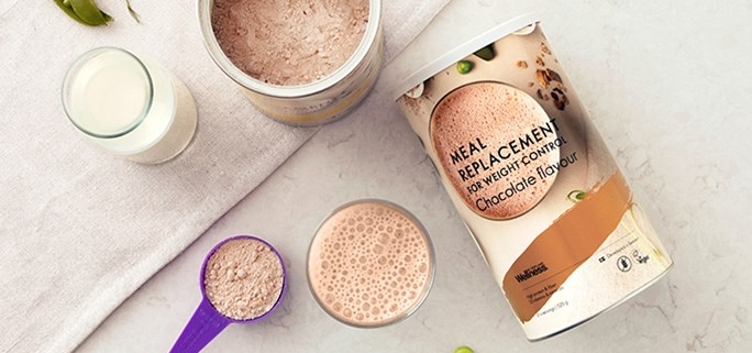 Oriflame meal replacement